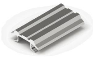 床板イメージV-18シリーズ 1/2インチ三重隆起部