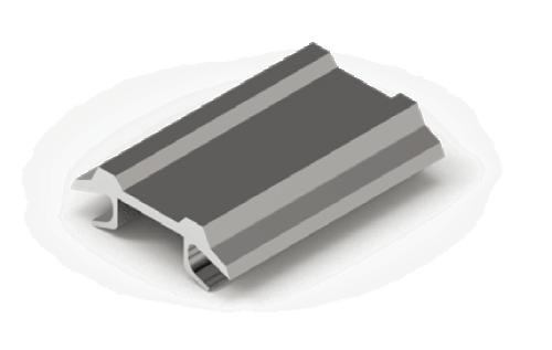 床板イメージV-18シリーズ 1/2インチ二重隆起部