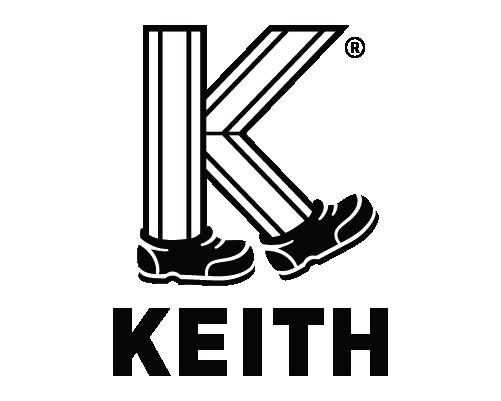KEITHロゴマーク