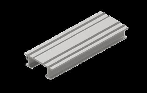 床板イメージ標準的アルミニウム3/16インチ水平密封材